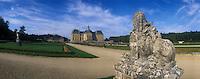 Europe/France/Ile-de-France/77/Seine-et-Marne/Vaux-le-Vicomte : Le château et les jardins