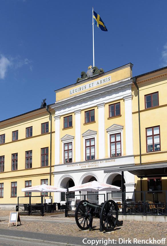 Stora Torg in Kristianstad, Provinz Skåne (Schonen), Schweden, Europa<br /> Stora Torg  in Kristianstad, Province Skåne, Sweden