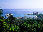 Jamaika, Portland, Port Antonio: Kreuzfahrtschiff | Jamaica, Portland, Port Antonio: cruise ship