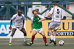 USRC (in green) vs Discovery Bay (in white) during their Masters Tournament match, part of the HKFC Citi Soccer Sevens 2017 on 27 May 2017 at the Hong Kong Football Club, Hong Kong, China. Photo by Chris Wong / Power Sport Images