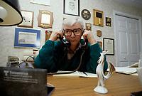 Exclusive file photo - circa 1987<br /> <br /> Gilles Proulx