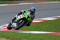Martin Jessup (40) of BMW-Riders Motorcycles.com during 2nd practice in the MCE BRITISH SUPERBIKE Championships 2017 at Brands Hatch, Longfield, England on 13 October 2017. Photo by Alan  Stanford / PRiME Media Images.