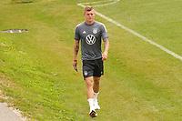 Toni Kroos (Deutschland Germany) - Seefeld 04.06.2021: Trainingslager der Deutschen Nationalmannschaft zur EM-Vorbereitung