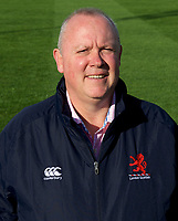 Head shot after the Greene King IPA Championship match between London Scottish Football Club and Nottingham Rugby at Richmond Athletic Ground, Richmond, United Kingdom on 16 September 2017. Photo by Alan  Stanford.