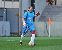 Lierse SK - ADO Den Haag : Barbara Lorsheyd.foto DAVID CATRY / Nikonpro.be