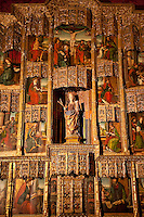 Alter located within the Alcazar of Segovia, Spain