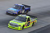 NASCAR Camping World Truck Series<br /> Bar Harbor 200<br /> Dover International Speedway, Dover, DE USA<br /> Friday 2 June 2017<br /> Matt Crafton, Ideal Door / Menards Toyota Tundra, Matt Mills, SparrowRanch.org Chevrolet Silverado<br /> World Copyright: John K Harrelson<br /> LAT Images<br /> ref: Digital Image 17DOV1jh_03529