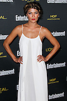 WEST HOLLYWOOD, CA, USA - AUGUST 23: Jessica Szohr arrives at the 2014 Entertainment Weekly Pre-Emmy Party held at the Fig & Olive on August 23, 2014 in West Hollywood, California, United States. (Photo by Xavier Collin/Celebrity Monitor)