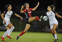 Boyds, MD - Saturday, June 29, 2019: The North Carolina Courage defeated the Washington Spirit 2-1 at Maureen Hendricks Field, Maryland SoccerPlex.