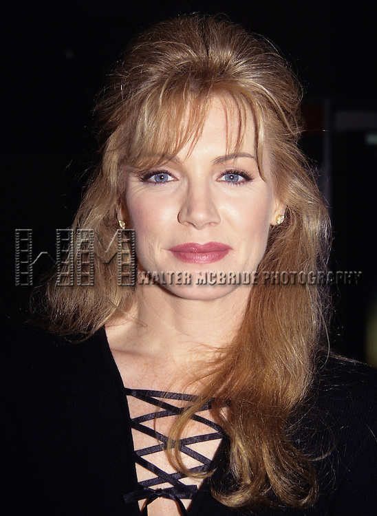 Shannon Tweed pictured at the N.A.T.P.E convention in Las Vegas, Nevada on November1, 1995.
