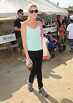 Stephanie Pratt at the celebration of Habitat for Humanity Partnership with Home Build in Lynwood, California on August 12,2010                                                                               © 2010 Debbie VanStory / Hollywood Press Agency