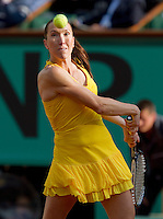 31-05-10, Tennis, France, Paris, Roland Garros,Jelena Jankovic