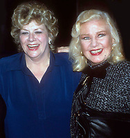 Rosemary Clooney Ginger Rogers 1986<br /> Photo by Adam Scull/PHOTOlink