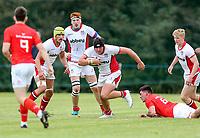 Wednesday 21st August 2019 | Ulster U19 vs Munster U19  <br /> <br /> Tom Stewart during the U19 Inter-Pro between Ulster and Munster at Bangor Grammar School, Bangor, County Down, Northern Ireland.. Photo by John Dickson - DICKSONDIGITAL
