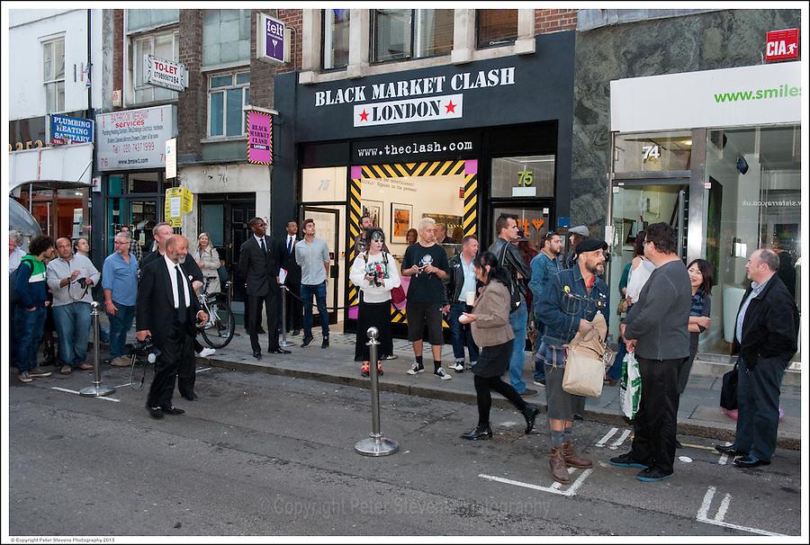 'Black Market Clash' Pop-Up Exhibition