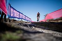 Ryan Kamp (NED/Pauwels Sauzen - Bingoal) <br /> <br /> Elite Men's Race<br /> 2021 UCI cyclo-cross World Cup - Zonhoven (BEL)<br /> <br /> ©kramon