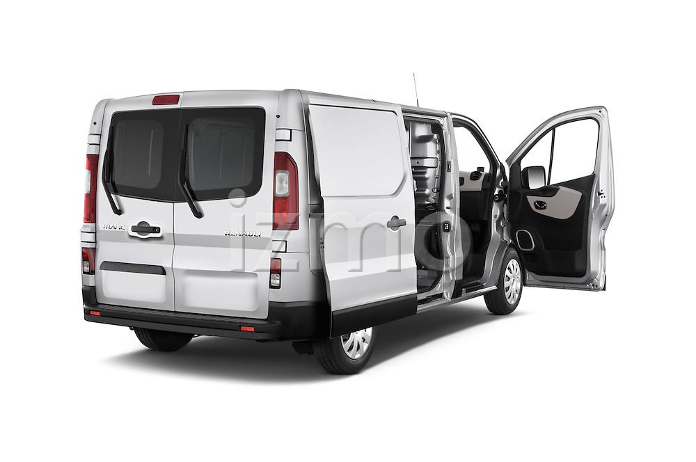 Car images of a 2015 Renault Trafic Fourgon Extra L1H1 dCi 120 TT S&S 2.7T 4 Door Cargo Van 2WD Doors