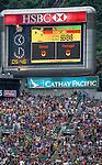 Kenya vs Portugal on Shield Final during the Cathay Pacific / HSBC Hong Kong Sevens at the Hong Kong Stadium on 30 March 2014 in Hong Kong, China. Photo by Xaume Olleros / Power Sport Images