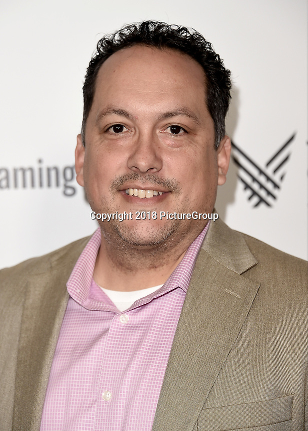 LOS ANGELES - DECEMBER 6: Steve Escalante attends the 2018 Game Awards at the Microsoft Theater on December 6, 2018 in Los Angeles, California. (Photo by Scott Kirkland/PictureGroup)