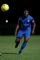 Abs Seymour of Barking during Barking vs Romford, Friendly Match Football at Mayesbrook Park on 8th September 2020