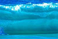 Wave, Yokohama bay, leeward side Oahu
