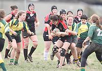 Cherry Blossom rugby tournament, Anacostia Park, Washington D.C. April 3 2011.
