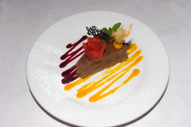 Dessert, Blah, Blah, Blah Restaurant, London, England