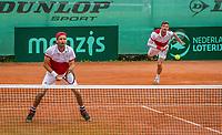 The Hague, Netherlands, 11 June, 2017, Tennis, Play-Offs Competition, Antal van der Duim/Kretschmer, Egeria Alta<br /> Photo: Henk Koster/tennisimages.com