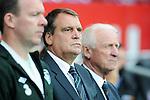 14th August 2013 - Cardiff - UK : Wales v Republic of Ireland - Vauxhall International Friendly at Cardiff City Stadium. Ireland assistant manager Marco Tardelli.
