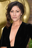 Eleanor Matsuura<br /> at the BAFTA Craft Awards 2017 held at The Brewery, London. <br /> <br /> <br /> ©Ash Knotek  D3255  23/04/2017