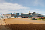 A beautiful 70 degree on opening day of Oaklawn Park 1-11-13 . (Justin Manning/Eclipse Sportswire)
