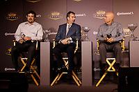 2018 Continental Tire SportsCar Challenge Awards, <br /> Jason Marks, Dean Martin, Ted Giovanis