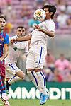 Getafe CF's Jose Juan Macias during La Liga match. August 29, 2021. (ALTERPHOTOS/Acero)