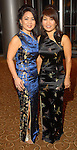 Mariann Le and Jennifer Tran at the Asia Society Gala at the InterContinental Houston Hotel Thursday Feb. 26, 2009.(Dave Rossman/For the Chronicle)