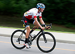 TORONTO, ON, AUGUST 8, 2015. Mike Sametz of Canada in men's road race, classification C1-3. Sametz finished 5th.<br /> Photo: Dan Galbraith/Canadian Paralympic Committee