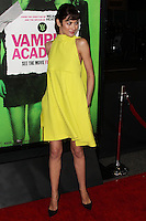 "LOS ANGELES, CA - FEBRUARY 04: Olga Kurylenko at the Los Angeles Premiere Of The Weinstein Company's ""Vampire Academy"" held at Regal Cinemas L.A. Live on February 4, 2014 in Los Angeles, California. (Photo by Xavier Collin/Celebrity Monitor)"
