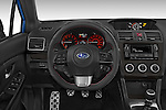 Car pictures of steering wheel view of a 2015 Subaru Wrx - 4 Door Sedan 2WD Steering Wheel