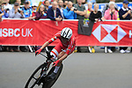 Martin Toft Madsen (DEN) in action during the Men Elite Individual Time Trial of the UCI World Championships 2019 running 54km from Northallerton to Harrogate, England. 25th September 2019.<br /> Picture: Eoin Clarke | Cyclefile<br /> <br /> All photos usage must carry mandatory copyright credit (© Cyclefile | Eoin Clarke)