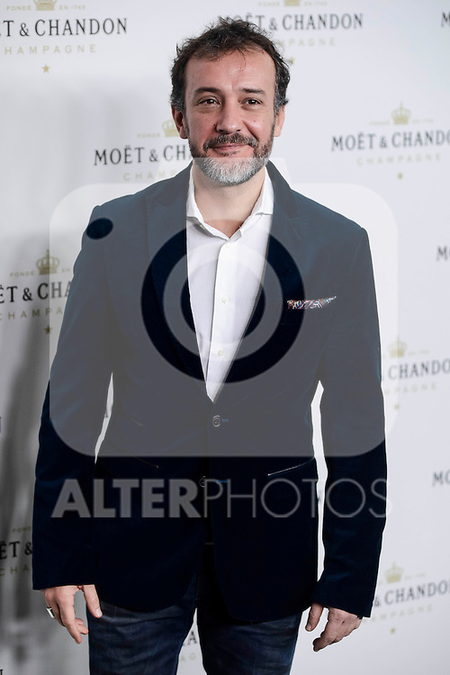 """Jose Luis Garcia Perez attends to the Moet & Chandom party """"New Year's Eve"""" at Florida Retiro in Madrid, Spain. November 29, 2016. (ALTERPHOTOS/BorjaB.Hojas)"""