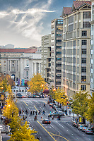 Downtown Washington DC Architecture