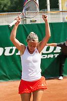 19-08-12, Netherlands, Amstelveen, NTK, Finale Dames Olga Kalyuzhnaya   wint