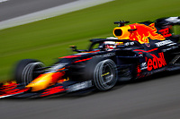 28th August 2020, Spa Francorhamps, Belgium, F1 Grand Prix of Belgium Motorsports: FIA Formula One World Championship 2020, Grand Prix of Belgium, free practise sessions; 33 Max Verstappen NLD, Aston Martin Red Bull RacingSpa Francorchamps Belgium