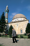 Turkey, Iznik (formerly Nicaea). The Green Mosque