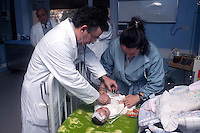 Ospedale San Camillo, Roma. Reparto di Chirurgia pediatrica..San Camillo Hospital, Rome. Department of Pediatric Surgery....