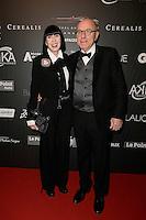 Chantal THOMASS et son mari Michel FABIAN - Soiree des grands prix du Festival Automobile International - 31 janvier 2017 - Paris - FRANCE