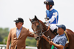 June 9, 2012. #6 Teeth of the Dog, Joel Rosario up, wins race 6, the Easy Goer, at Belmont Park in Elmont, New York. Trainer is Michael Matz ©Joan Fairman Kanes/Eclipsesportswire