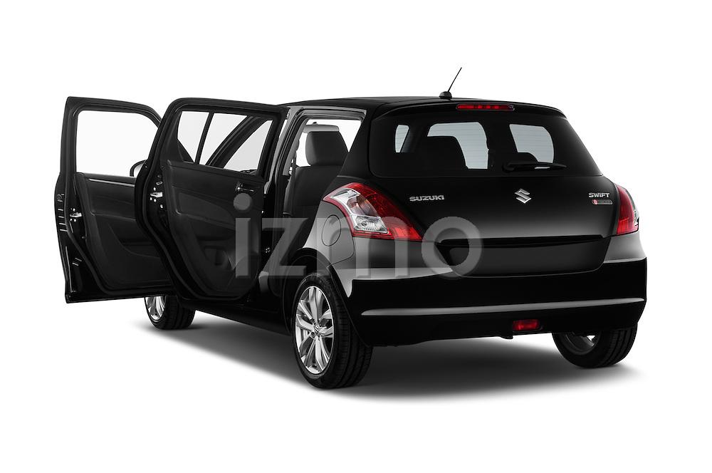 Car images of a 2013 Suzuki SWIFT Grand Luxe @ttraction 5 Door Hatchback 2WD Doors