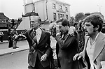 Lewisham, London.1977<br /> <br /> Battle of Lewisham, which took place on 13 August. 500 members of the National Front marched from New Cross to Lewisham, various counter-demonstrations by approximately 4,000 people led to violent clashes between the two groups and between the anti-NF demonstrators and police. 5,000 police officers were present and 56 officers were injured in the riots, 11 of whom were hospitalised. 214 people were arrested for obstructing the police, threatening behaviour, assault, possession of an offensive weapon and throwing missiles. Later disturbances in Lewisham town centre saw the first use of police riot shields on the UK mainland.