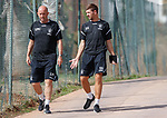 24.06.18 Gary McAllister and Steven Gerrard