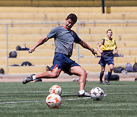 Head Coach: Wilmer Cabrera. 2009 CONCACAF Under-17 Championship From April 21-May 2 in Tijuana, Mexico